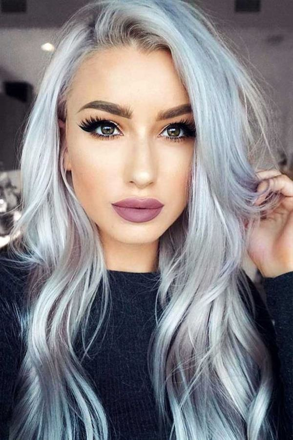 107 Striking Silver Hairstyles For Sophisticated Women
