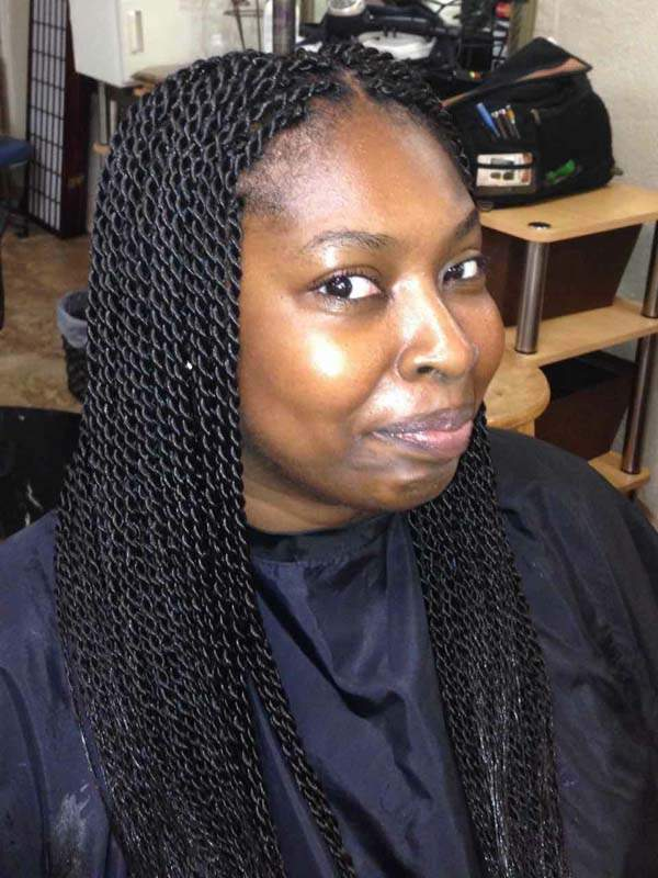 101 Beautiful and Stylish Senegalese Twists Hairstyles Inspirations