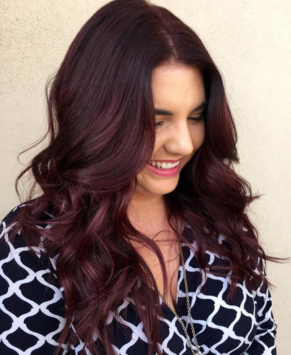 69 Badass Red Brown Hair Color Ideas For the Fall - Pitchzine