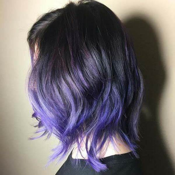 97 Breathtaking Purple Hair Color Styles You Will Love Sass,Best Places To Travel In November Outside The Us