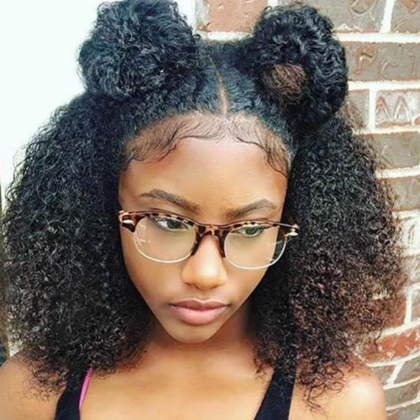 Stupendous 101 Strikingly Beautiful Natural Hairstyles To Choose From Natural Hairstyles Runnerswayorg