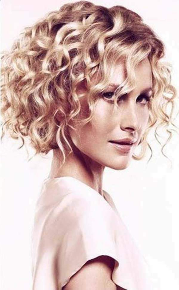 91 Attractive Short Curly Hairstyles In 2019 Pitchzine