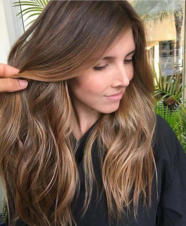 Shades Of Brown Hair Color – Which One Is Perfect For You ... |Pretty Brown Hair Color