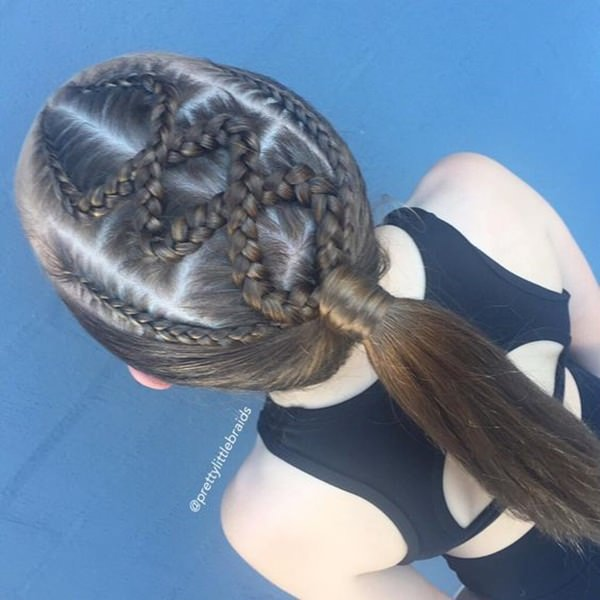 107 Stunning Braided Ponytail Styles To Rock Every Day