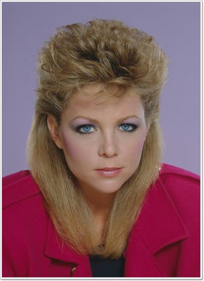 91 Charming 80s Hairstyles To Help You Relive The Retro Days Sass