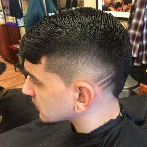 105 Mohawk Fade Men Absolutely Hate To Love Sass